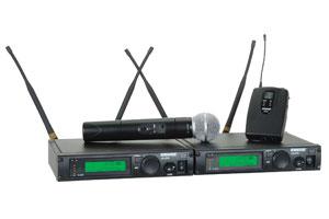 Trådlösa-mikrofoner